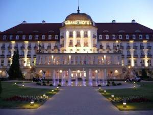 Grand Hotel en Sopot