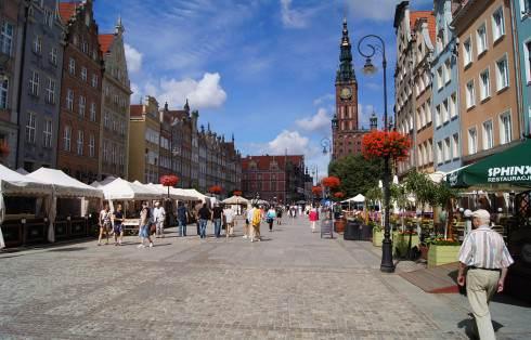 Centro Histórico de Gdansk