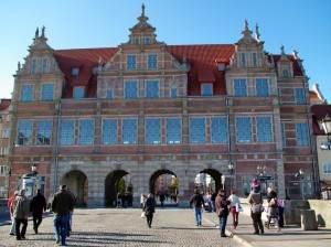 La Gran Armería en Gdansk