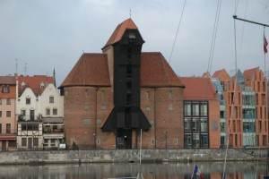 Puerta Grua en Gdansk
