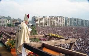 Juan Pablo II en Gdansk