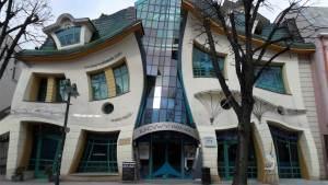 Casa Torcida en Sopot