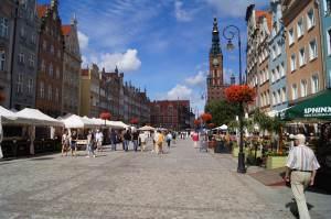 Ruta Real en Gdansk