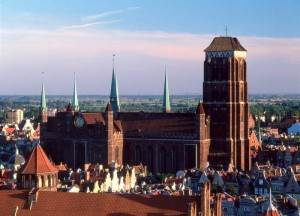 Basílica de Nuestra Señora en Gdansk