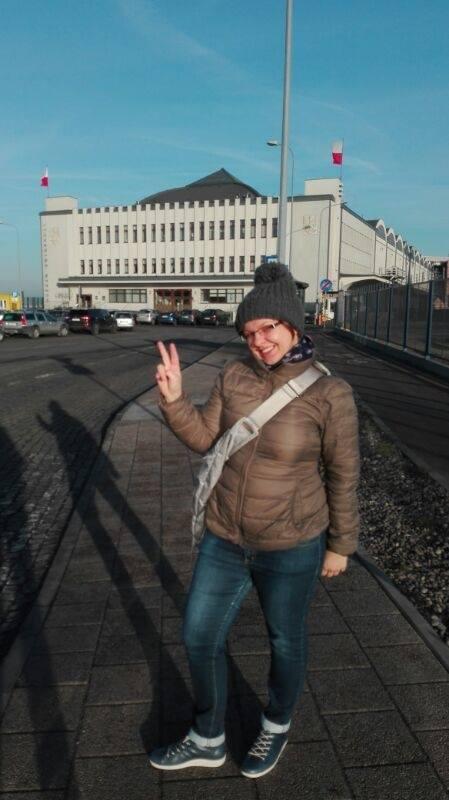 Ania Anna Kotula de Tour Guide Service Gdansk