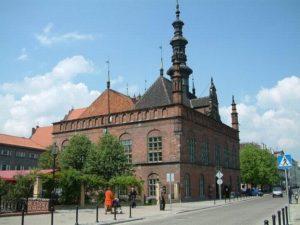 El Antiguo Ayuntamiento de Gdansk