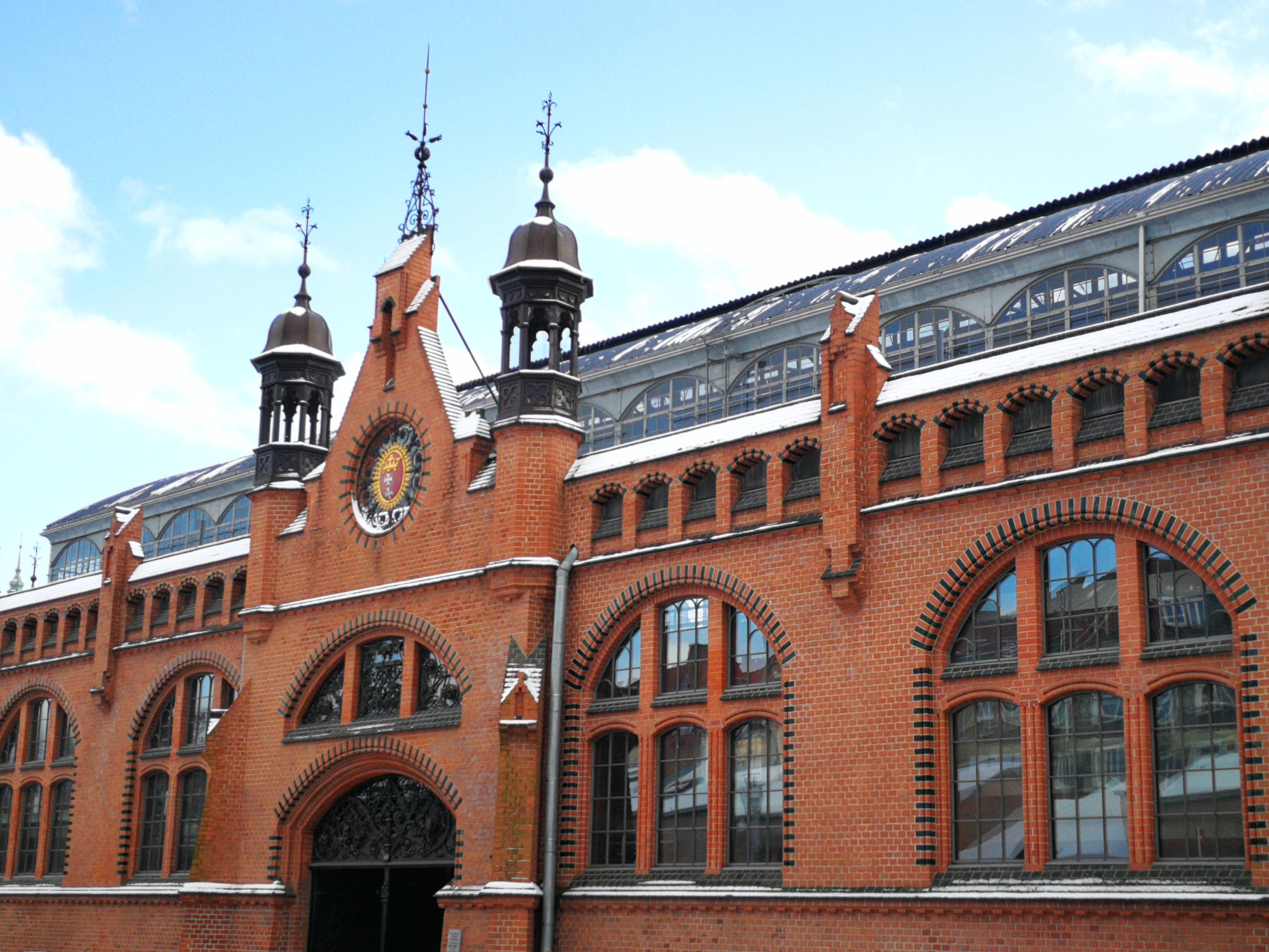 El Mercado de Gdansk, Foto Ania Anna Kotula de Tour Guide Service Gdansk
