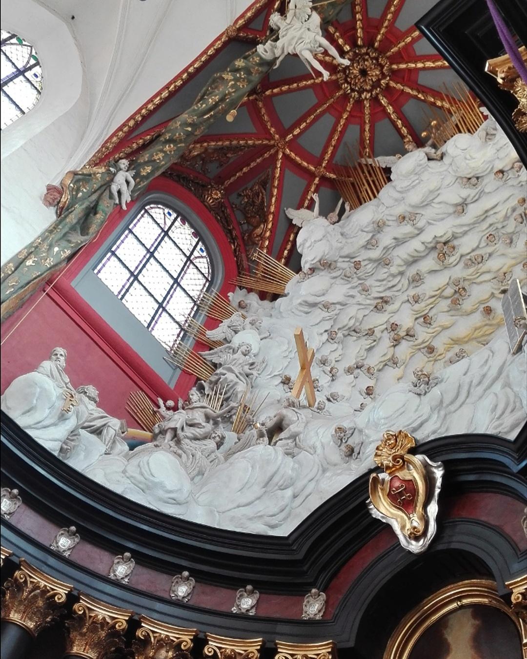 La Catedral de Oliwa, Foto Ania Anna Kotula de Tour Guide Service Gdansk
