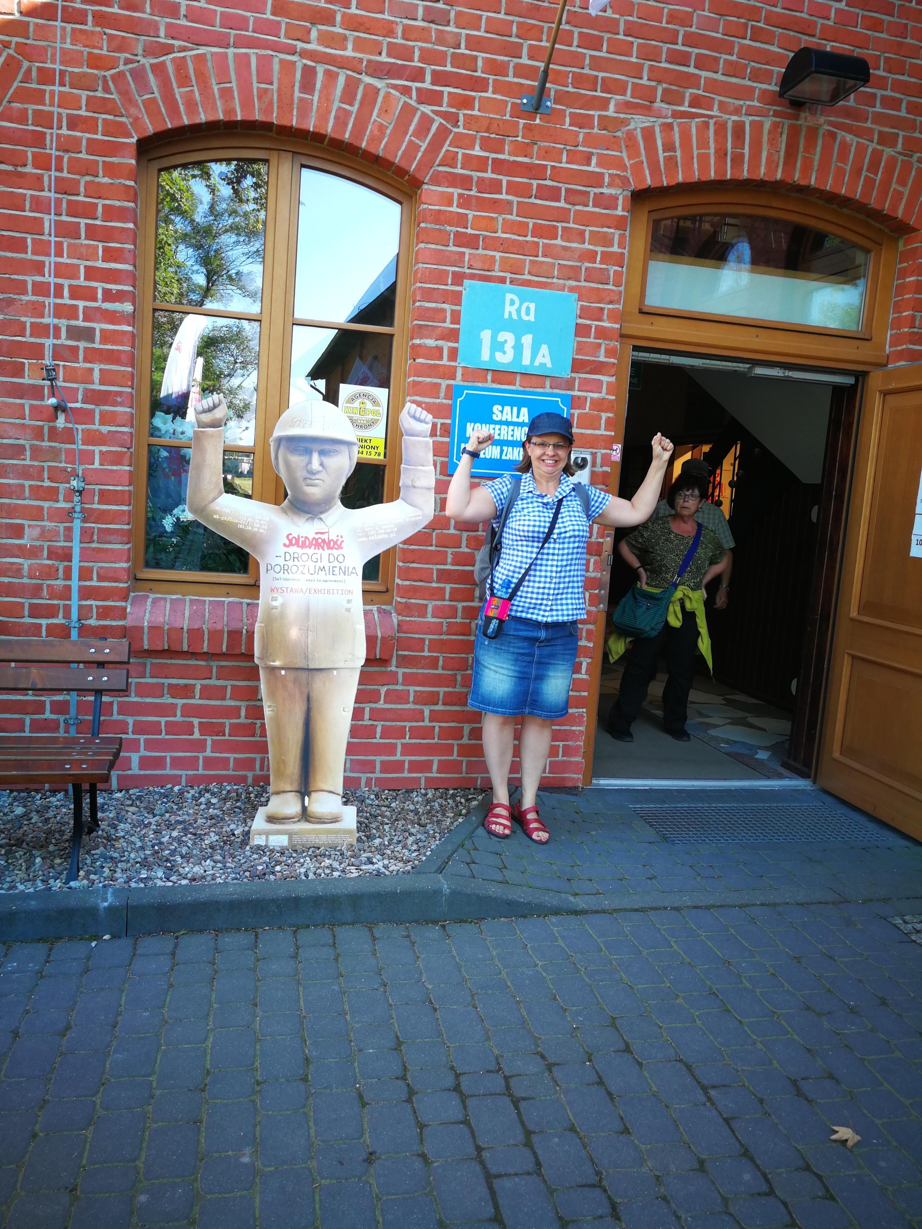 La sala de Seguridad y Salud en Gdansk. Foto: Ania Anna Kotula de Tour Guide Service Gdansk